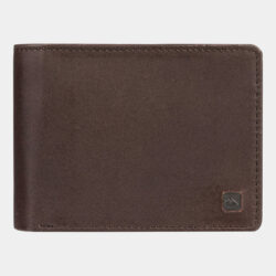 Προσφορά από το Cosmossport σε Quiksilver  - Quiksilver Mack X Leather Bi-Fold Men's Wallet (9000050430_30678) - DealFinder.gr
