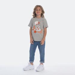 Προσφορά από το Cosmossport σε Russell Athletic  - Russell Athletic Basketball Kids' Tee (9000051695_45213) - DealFinder.gr