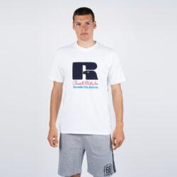 Προσφορά από το Cosmossport σε Russell Athletic  - Russell Athletic Jason Men's Tee (9000051671_6804) - DealFinder.gr