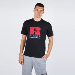 Προσφορά από το Cosmossport σε Russell Athletic  - Russell Athletic Jason Men's Tee (9000051672_001) - DealFinder.gr
