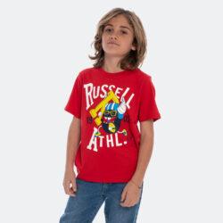 Προσφορά από το Cosmossport σε Russell Athletic  - Russell Athletic Sporting Rugby Bean Kids' Tee (9000051693_12353) - DealFinder.gr