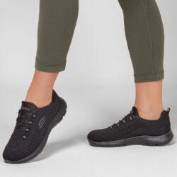 Προσφορά από το Cosmossport σε SKECHERS  - Skechers Summits Women's Shoes (9000050644_001) - DealFinder.gr