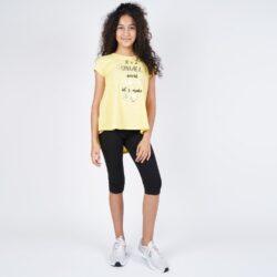 Προσφορά από το Cosmossport σε Target  - Target Παιδικο Σετ T-Shirt Aσυμετρο Α & Κολαν ''sm (9000053622_45900) - DealFinder.gr