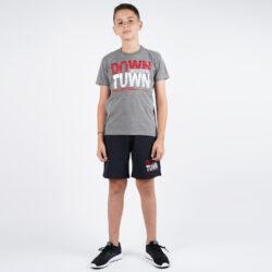 Προσφορά από το Cosmossport σε Target  - Target Παιδικο Σετ T-Shirt Βερμουδα ''Downtown'' (9000053620_45896) - DealFinder.gr