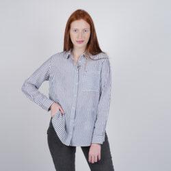 Προσφορά από το Cosmossport σε Tommy Jeans  - Tommy Jeans Drapey Stripe Shirt (9000050983_45068) - DealFinder.gr