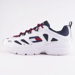 Προσφορά από το Cosmossport σε Tommy Jeans  - Tommy Jeans Heritage Retro Men's Sneakers (9000051032_35697) - DealFinder.gr
