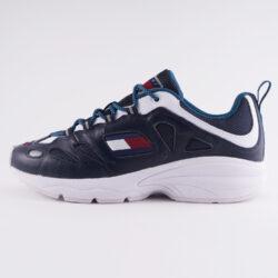Προσφορά από το Cosmossport σε Tommy Jeans  - Tommy Jeans Heritage Retro Men's Sneakers (9000051033_45076) - DealFinder.gr