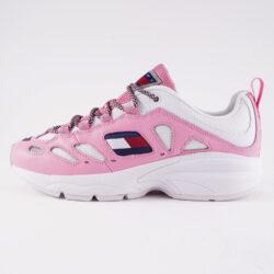 Προσφορά από το Cosmossport σε Tommy Jeans  - Tommy Jeans Heritage Retro Women's Sneakers (9000051044_45084) - DealFinder.gr