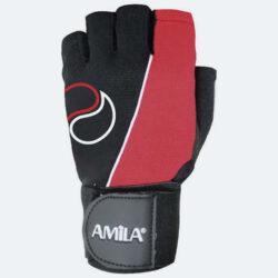 Προσφορά από το Cosmossport σε Amila  - Amila Μισόγαντα Άρσης Βαρών, L (9000052257_22539) - DealFinder.gr