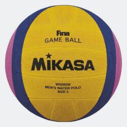 Προσφορά από το Cosmossport σε Mikasa  - Mikasa Μπαλα Polo W6000W 5' (3374000003_41188) - DealFinder.gr