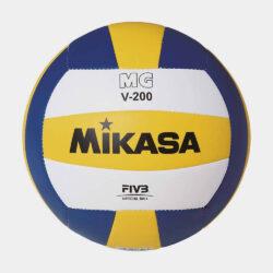Προσφορά από το Cosmossport σε Mikasa  - Mikasa Μπάλα Βόλεϋ Mikasa Mgv-200 No5 (9000033937_9983) - DealFinder.gr
