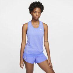 Προσφορά από το Cosmossport σε Nike  - Nike Infinite Γυναικείο Running Αμάνικο Μπλουζάκι (9000061345_48377) - DealFinder.gr