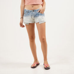 Προσφορά από το Cosmossport σε O'neill  - O'Neill Denim High Waist Shorts (9000062266_48613) - DealFinder.gr