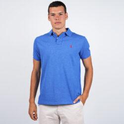 Προσφορά από το Cosmossport σε Polo Ralph Lauren  - Polo Ralph Lauren Ανδρική Πόλο Μπλούζα (9000050563_44983) - DealFinder.gr