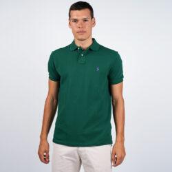 Προσφορά από το Cosmossport σε Polo Ralph Lauren  - Polo Ralph Lauren Ανδρική Πόλο Μπλούζα (9000050598_44997) - DealFinder.gr