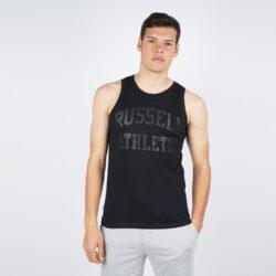 Προσφορά από το Cosmossport σε Russell Athletic  - Russell Logo Singlet Men's Tank (9000051649_1469) - DealFinder.gr