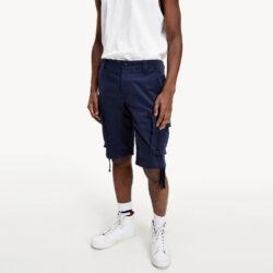 Προσφορά από το Cosmossport σε Tommy Jeans  - Tommy Jeans Men's Solid Cargo Shorts (9000050963_45076) - DealFinder.gr