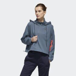 Προσφορά από το Cosmossport σε adidas Performance  - adidas Performance Activated Tech Windbreaker Γυναικείο Τζάκετ (9000058964_47268) - DealFinder.gr