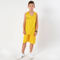 Προσφορά από το Cosmossport σε ATHLOSPORT  - Athlos Sport Double Face Basketball Kid's Set (9000019629_33392) - DealFinder.gr