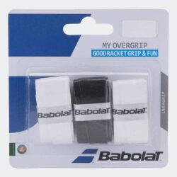 Προσφορά από το Cosmossport σε Babolat  - Babolat My Overgrip Σετ 3 Τεμαχίων (9000020817_1606) - DealFinder.gr