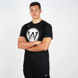 Προσφορά από το Cosmossport σε Nike  - Nike Golden State Warriors Men'S T-Shirt (9000043716_1469) - DealFinder.gr