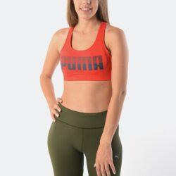 Προσφορά από το Cosmossport σε puma  - Puma 4Keeps Mid Impact Women's Bra Top (9000016050_3142) - DealFinder.gr