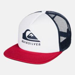 Προσφορά από το Cosmossport σε Quiksilver  - Quiksilver Foamslayer Men's Trucker Hat (9000050382_1539) - DealFinder.gr