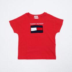 Προσφορά από το Cosmossport σε Tommy Jeans  - Tommy Jean Fun Graphic Flag Kids' Tee (9000051281_45072) - DealFinder.gr