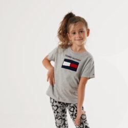 Προσφορά από το Cosmossport σε Tommy Jeans  - Tommy Jean Fun Graphic Flag Kids' Tee (9000051280_19219) - DealFinder.gr