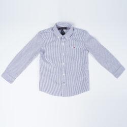 Προσφορά από το Cosmossport σε Tommy Jeans  - Tommy Jeans Seersucker Stripe Infants' Shirt (9000051270_45065) - DealFinder.gr