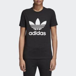 Προσφορά από το Cosmossport σε adidas Originals  - adidas Originals Trefoil Γυναικείο T-Shirt (9000001691_1480) - DealFinder.gr