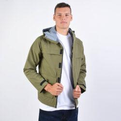 Προσφορά από το Cosmossport σε Dickies  - Dickies Gapville Men's Jacket - Ανδρικό Μπουφάν (9000040693_9061) - DealFinder.gr