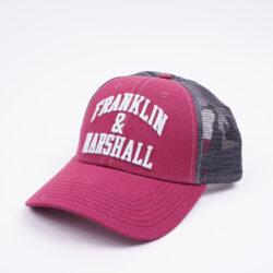 Προσφορά από το Cosmossport σε Franklin & Marshall  - Franklin & Marshall Heavy Cotton Ανδρικό Καπέλο (9000066866_49515) - DealFinder.gr