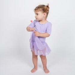Προσφορά από το Cosmossport σε Go Dance  - Go Dance Παιδικό Κορμάκι με Φούστα (23320530000_4179) - DealFinder.gr