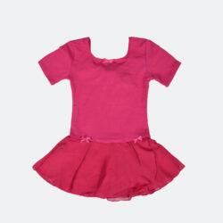 Προσφορά από το Cosmossport σε Go Dance  - Go Dance Short SLeeve Leotard W/skirt (23320530000_6697) - DealFinder.gr