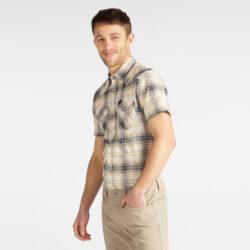 Προσφορά από το Cosmossport σε Lee  - Lee Men'S Western Short SLeeve Shirt (9000049912_1726) - DealFinder.gr
