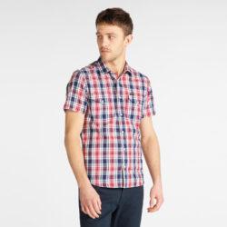 Προσφορά από το Cosmossport σε Lee  - Lee Men'S Western Short SLeeve Shirt (9000049914_6117) - DealFinder.gr