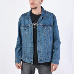 Προσφορά από το Cosmossport σε Levis  - Levi's The Trucker Ανδρικό Denim Jacket (9000038294_26105) - DealFinder.gr