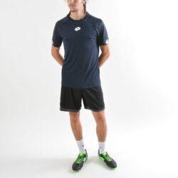 Προσφορά από το Cosmossport σε Lotto  - Lotto Delta Plus Ανδρικό T-Shirt (9000021496_29411) - DealFinder.gr