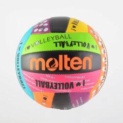 Προσφορά από το Cosmossport σε Molten  - Molten Leather Volleyball No. 5 (31714100037_202) - DealFinder.gr