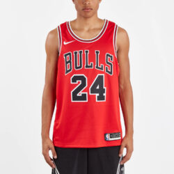 Προσφορά από το Cosmossport σε Nike  - Nike NBA Lauri Markkanen Chicago Bulls Icon Edition 2020 Men's Jersey (9000067437_8229) - DealFinder.gr