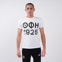 Προσφορά από το Cosmossport σε OFI OFFICIAL BRAND  - OFI OFFICIAL BRAND Heritage 1925 T-Shirt (9000067252_1539) - DealFinder.gr