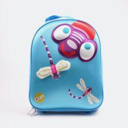 Προσφορά από το Cosmossport σε Oops  - Oops Παιδική Τσάντα Easy Trolley 35cm Dragonfly (9000063780_4199) - DealFinder.gr
