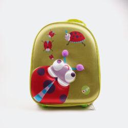 Προσφορά από το Cosmossport σε Oops  - Oops Παιδική Τσάντα Easy Trolley 35cm Ladybug (9000063781_48919) - DealFinder.gr
