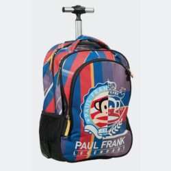 Προσφορά από το Cosmossport σε Paul Frank  - Back Me Up Paul Frank Preppy Σακίδιο Τρόλεϊ 30L (9000062176_48589) - DealFinder.gr