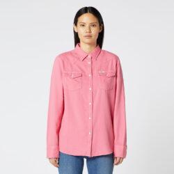 Προσφορά από το Cosmossport σε Wrangler  - Wrangler Women'S Jeanies Shirt (9000049808_44716) - DealFinder.gr