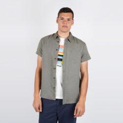 Προσφορά από το Cosmossport σε Wrangler  - Wrangler Men'S Short SLeeve One Pocket Shirt (9000049766_18481) - DealFinder.gr