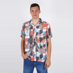 Προσφορά από το Cosmossport σε Wrangler  - Wrangler Men'S Short SLeeve One Pocket Shirt (9000049805_1941) - DealFinder.gr
