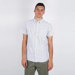 Προσφορά από το Cosmossport σε Wrangler  - Wrangler Men'S Short SLeeve One Pocket Shirt (9000049765_18503) - DealFinder.gr