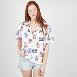 Προσφορά από το Cosmossport σε Wrangler  - Wrangler Women's Tourist Shirt (9000049809_1539) - DealFinder.gr